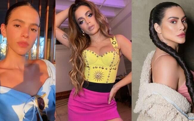 Além de Anitta, conheça 7 famosas que possuem tatuagem íntima
