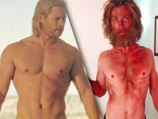 """Ator quer """"separar o Thor de tudo"""""""
