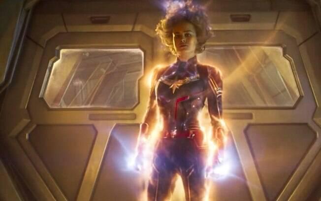 Capitã Marvel estreia nos cinemas brasileiros nesta quinta-feira (7)