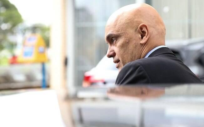 Indicação de Alexandre de Moraes para o STF foi a primeira feita por Temer desde que assumiu o governo, em 2016
