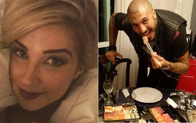 Aline e Fernando não vâo à festa de comemoração do 'BBB 15'