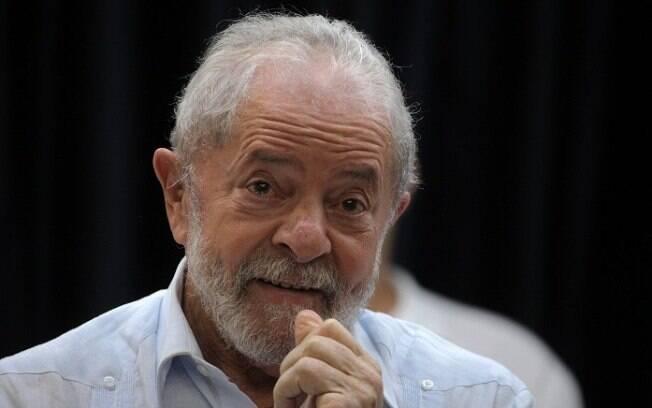 Lula voltou a ser um dos candidatos virtuais para as eleições de 2022