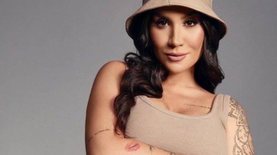 Bianca Andrade grávida
