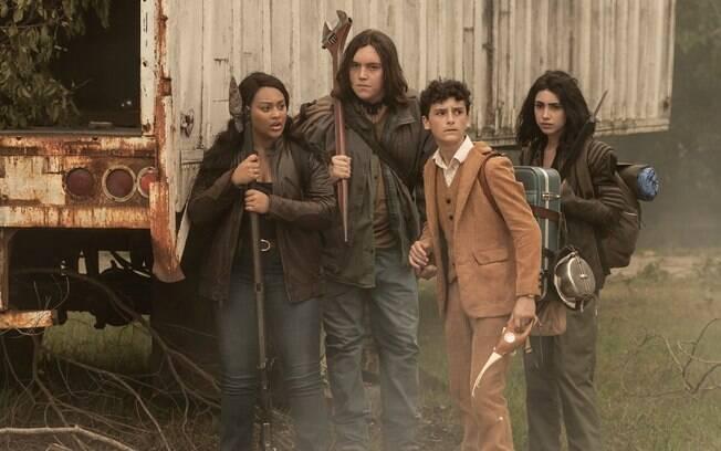 CCXP Worlds apresenta elenco de spin-off da série The Walking Dead