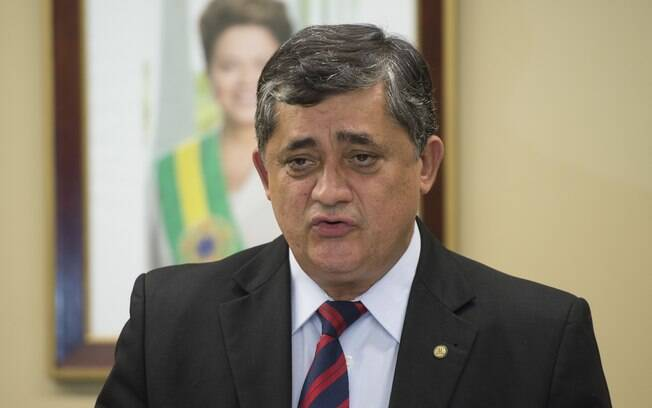 O deputado federal José Guimarães: