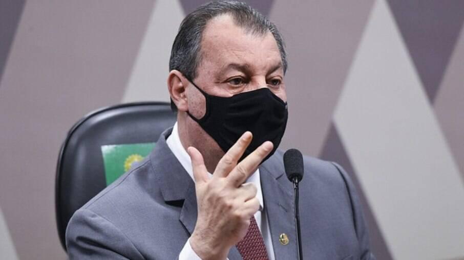 Senador Omar Aziz (PSD-AM)