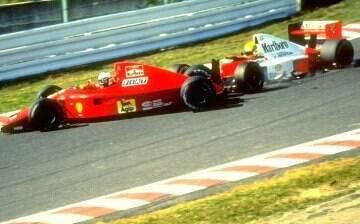 Senna e Schumacher já protagonizaram batidas propositais na Fórmula 1; veja +