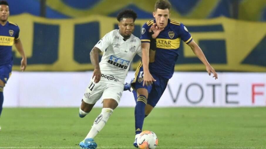 Santos e Boca decidem a segunda vaga na final da Libertadores 2020 nesta quarta (13)