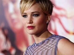 Jennifer Lawrence teve fotos suas expostas