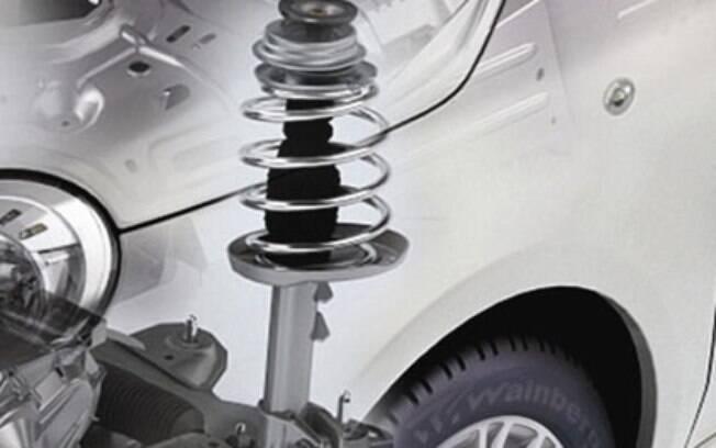 Amortecedores são importantes para ajudar a manter o carro sempre sob controle e evitar acidentes, seja na cidade ou em trechos rodoviários