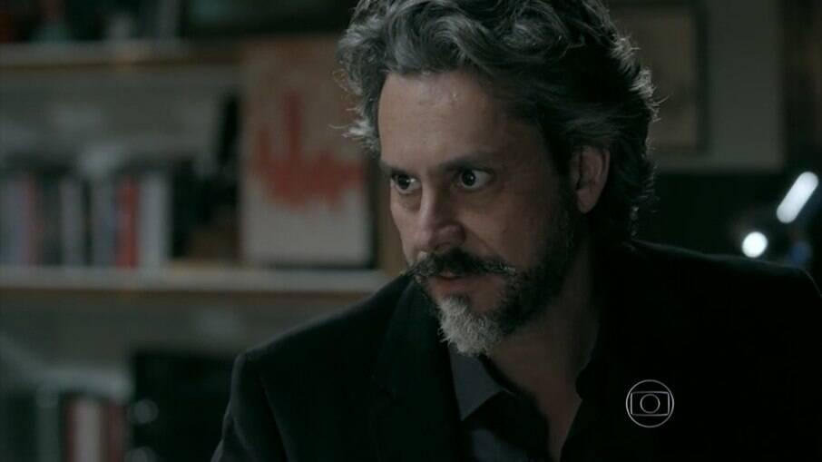 José Alfredo faz um ultimato a João Lucas