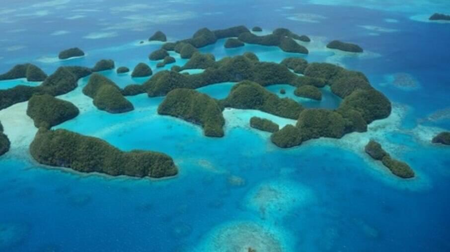 Palau registrou os primeiros dois casos da Covid-19 no fim de semana