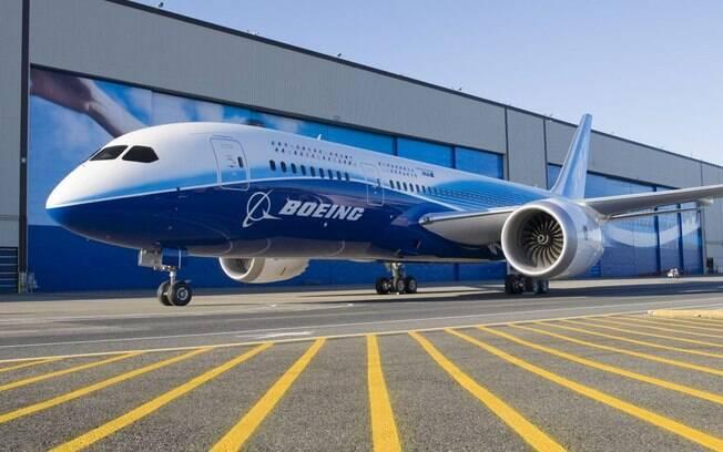 Boeing registra perdas de quase 12 bilhões de dólares em 2020