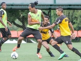 Sem descanso. Titulares do Galo concordaram com tese de Paulo Autuori e se colocaram à disposição para o primeiro jogo do time no Brasileiro, hoje, contra o Corinthians