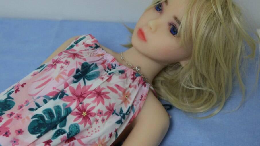 Polícia descobriu bonecas sexuais com aparência infantil na casa do australiano