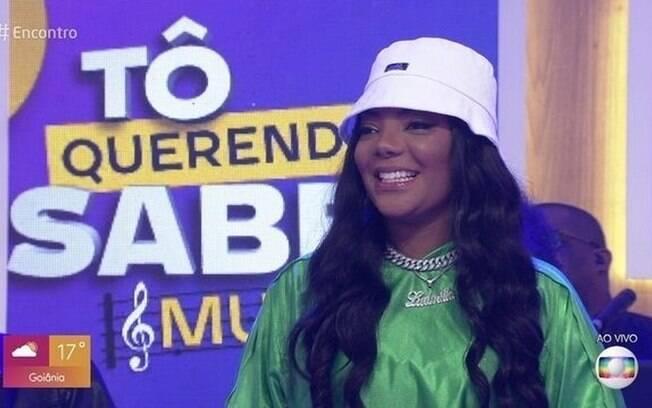 Ludmilla revela que está há sete meses com Brunna Gonçalves