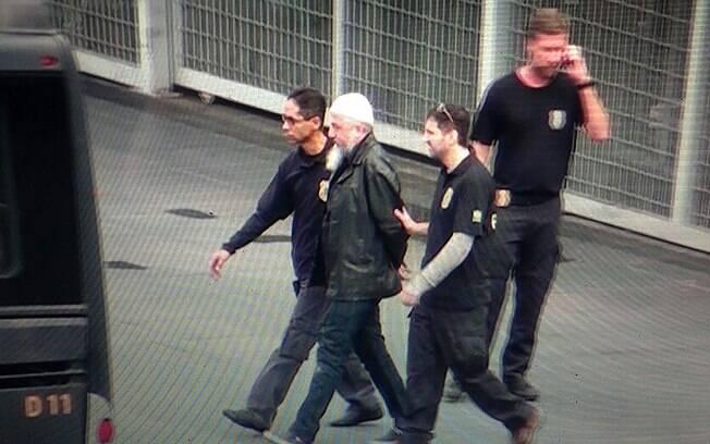 Suspeito de planejar ataque terrorista é preso pela polícia no Aeroporto Internacional de São Paulo, nesta quinta-feira