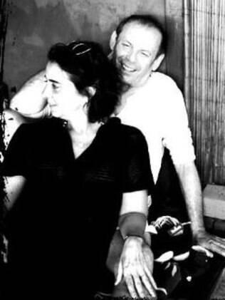 José Wilker e Claudia Montenegro