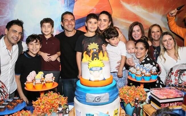 Zezé Di Camargo, Zilu Camargo e família