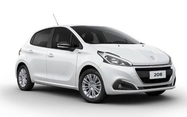 Peugeot 208 InConcert é o