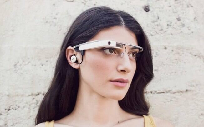 Novo Google Glass tem fone de ouvido com qualidade mono