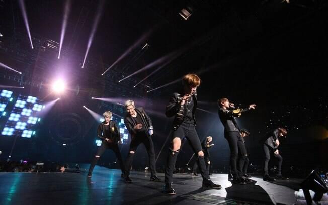 Sábado é marcado por show do BTS e outros eventos em São Paulo