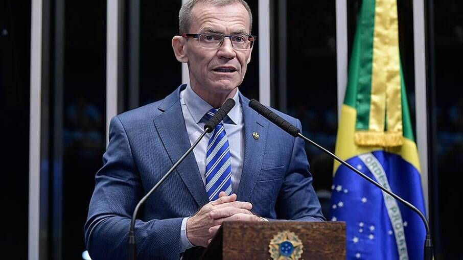 Fabiano Contarato, senador da Rede