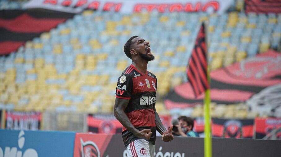 Gerson novamente ficou fora da lista de convocados para a seleção