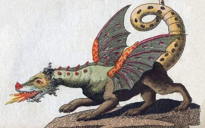 Ilustração de 1806