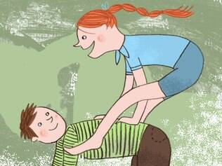Brincar é essencial para o desenvolvimento da criança