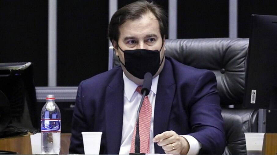 Rodrigo Maia (DEM-RJ),, ex-presidente da Câmara