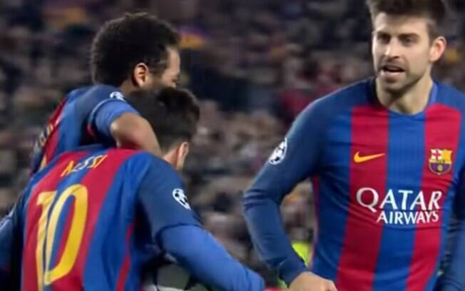 Barcelona 6 x 1 PSG