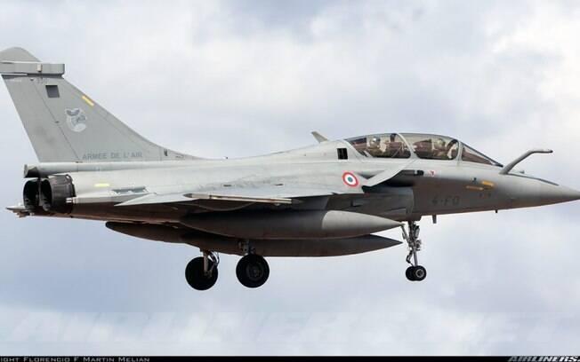 Força Aérea Grega adquire 18 unidades do caça Rafale