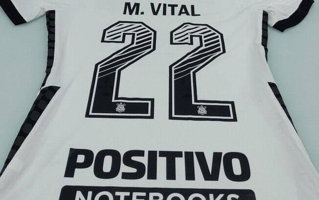 Corinthians fecha patrocínio com a Positivo