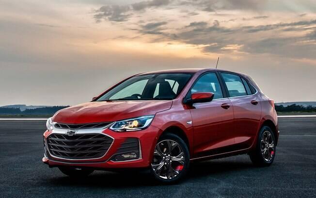 O Chevrolet Onix da nova geração também terá versões especiais no futuro, como Lollapalooza, Effect e Midnight