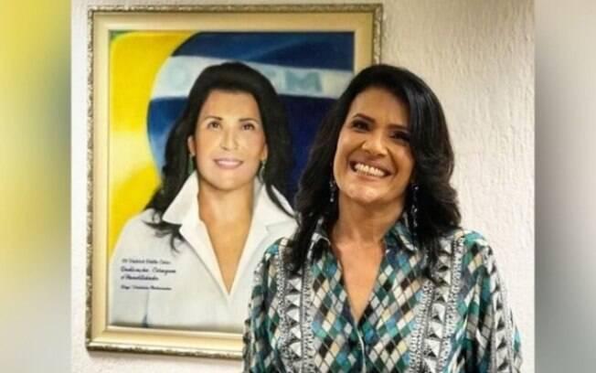Deputada de Campinas, Valria Bolsonaro  expulsa do PSL
