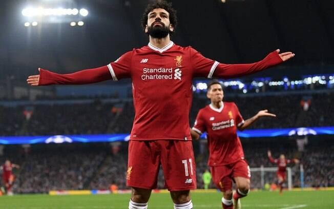 Mohamed Salah avisou que não vai deixar o Liverpool na próxima temporada