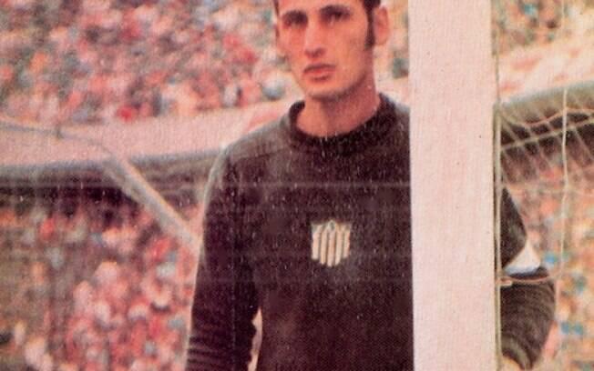 Andrada, ex-goleiro do Vasco, morreu aos 80 anos