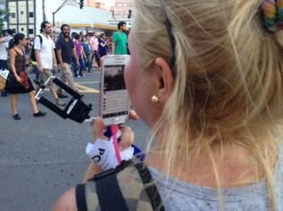 Fabiana: 'povo tem de saber os dois lados'