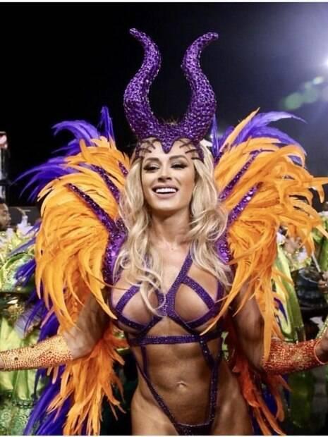 Musas do carnaval de 2019