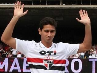 Inconstante, Ganso tem alternado jogos bons e ruins no Tricolor Paulista