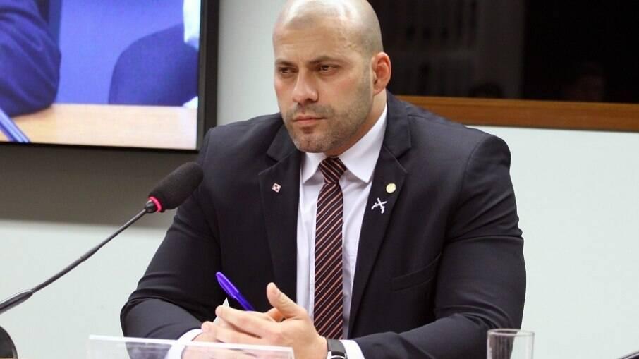 Deputado Daniel Silveira(PSL-RJ)