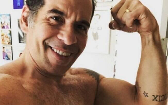 Leandro Hassum exibi corpo mais magro e saudável após emagrecer 62 kg