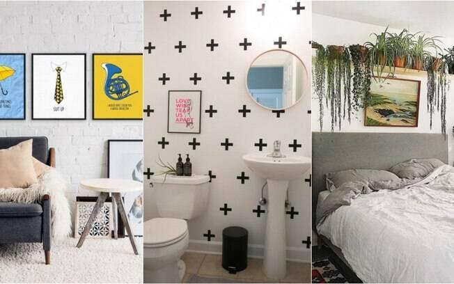 Quer mudar a decoração da casa? Veja como fazer isso de maneira barata e criativa