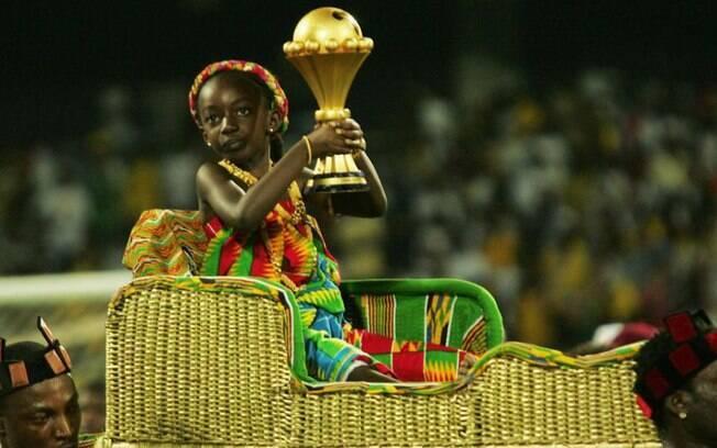 Egito é a  sede da Copa Africana de Nações 2019
