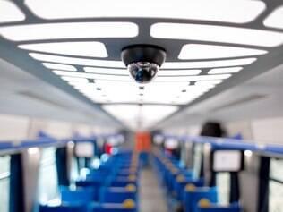 CIDADES. BELO HORIZONTE, MG.  Vale apresenta novos trens que farao o trajeto entre Belo Horizonte (MG) e Vitoria (ES). Os vagoes se dividem entre as classes
