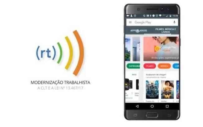 Aplicativo da CNI visa oferecer às pessoas uma ferramenta didática e interativa sobre as alterações promovidas pela lei