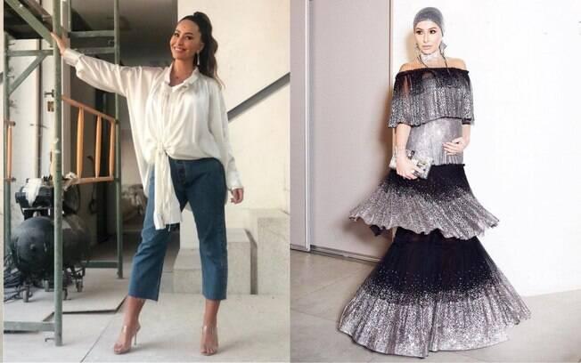 Do minimalismo ao extravagante: confira o que rolou na moda das famosas