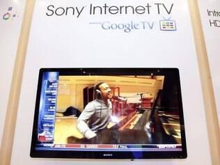 A Sony reduziu os preços dos televisores com Google TV