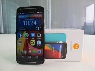 Opções de smartphones para comprar